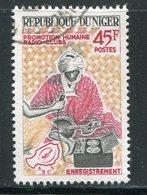 NIGER- Y&T N°170- Oblitéré - Niger (1960-...)