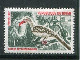 NIGER- Y&T N°190- Neuf Avec Charnière * (oiseaux) - Niger (1960-...)