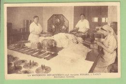 NANCY : Maternité Départementale Adolphe Pinard, Stérilisation Centrale. TBE. 2 Scans. Edition ? - Nancy
