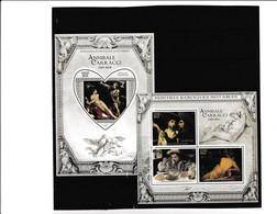 Madagascar 2015 - Peintres Baroques - ANNIBALE CARRACCI - BL+KB - Neufs,MNH - Altri