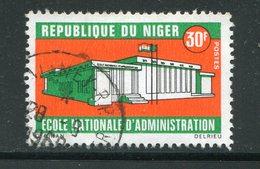 NIGER- Y&T N°224- Oblitéré - Niger (1960-...)