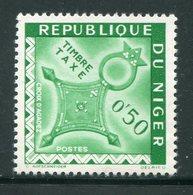 NIGER- Taxe Y&T N°27- Neuf Sans Charnière ** - Niger (1960-...)