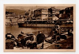 - CPA BASTIA (20) - Les Quais Du Vieux Port - Editions YVON N° 29 - - Bastia