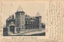 CPA - Belgique - Tournai - La Gendarmerie Nationale - Tournai