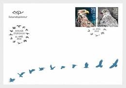 IJsland / Iceland - Postfris / MNH - FDC Europa, Vogels 2019 - 1944-... Republiek
