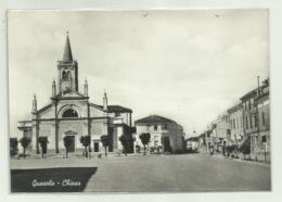 GUSSOLA - CHIESA   VIAGGIATA  FG - Cremona