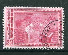 GUINEE- Y&T N°201- Oblitéré - Guinée (1958-...)