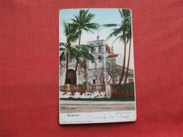 Veracruz Mexico Church Ref 3281 - Mexico