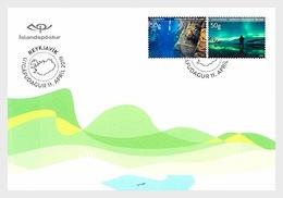IJsland / Iceland - Postfris / MNH - FDC Toerisme 2019 - 1944-... Republiek