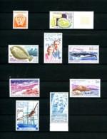 TAAF - 1995 - Année Complète Poste - 9 Timbres - Neufs N** - Très Beaux - Vendu Sous Faciale - Komplette Jahrgänge