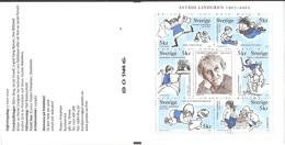 T10 - Carnet Astrid Lindgren - Suède - Carnets