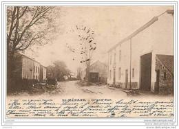 SAINT - MEDARD ..--  Grand' Rue . 1908 Vers LES ABYS ( Melle M.L. MERNIER ) . Voir Verso . - Herbeumont