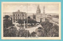 ARGENTINA ROSARIO PLAZA DE 25 MAYO 1928 - Argentina