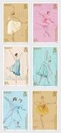 Jersey - Postfris / MNH - Complete Set 100 Jaar Margot Fonteyn 2019 - Jersey