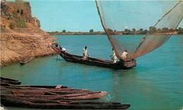 CPSM Pêcheurs Sur Le Lac Tchad             L2813 - Cameroun