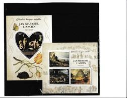 Madagascar 2015 - Peintres Baroques - JAN BRUEGHEL L'ANCIEN - BL+KB - Neufs,MNH - Rembrandt