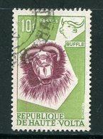HAUTE VOLTA- Y&T N°80- Oblitéré (masques) - Haute-Volta (1958-1984)