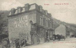 Rivage - Hôtel De La Ferme - Attelage - 2 Scans - Stavelot