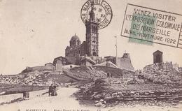 MARSEILLE  Notre-Dame De La Garde - Notre-Dame De La Garde, Ascenseur