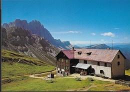 RIFUGIO GENOVA - VAL DI FANES - TIMBRO DEL RIFUGIO - - Alpinisme