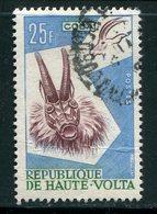 HAUTE VOLTA- Y&T N°83- Oblitéré (masques) - Haute-Volta (1958-1984)