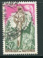 HAUTE VOLTA- Y&T N°86- Oblitéré (masques) - Haute-Volta (1958-1984)