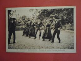 VENDEE Sables D'Olonne  Costumes Maraîchins   Folklore De Vendée Danses Maraîchines - Sables D'Olonne