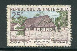 HAUTE VOLTA- Y&T N°100- Oblitéré - Haute-Volta (1958-1984)