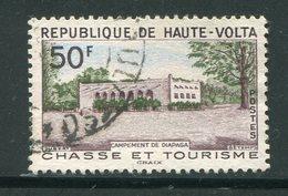 HAUTE VOLTA- Y&T N°101- Oblitéré - Haute-Volta (1958-1984)