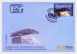 Montenegro - Postfris / MNH - FDC Fauna 2019 - Montenegro