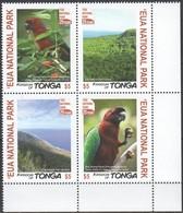Tonga  2017 Micheln° 2146-2149 *** MNH  Faune Oiseaux Vogels Birds - Tonga (1970-...)