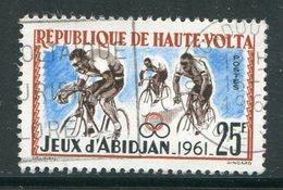 HAUTE VOLTA- Y&T N°105- Oblitéré - Haute-Volta (1958-1984)