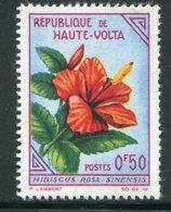 HAUTE VOLTA- Y&T N°113- Neuf Sans Charnière ** (fleurs) - Haute-Volta (1958-1984)