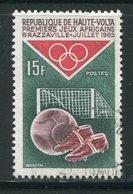 HAUTE VOLTA- Y&T N°143- Oblitéré - Haute-Volta (1958-1984)
