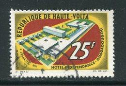 HAUTE VOLTA- Y&T N°137- Oblitéré - Haute-Volta (1958-1984)