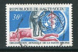 HAUTE VOLTA- Y&T N°190- Oblitéré - Haute-Volta (1958-1984)