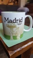 Starbucks Koffie, Coffee Mok/Mug  Madrid, Collector Series, Global Icon 2008 - Publicité