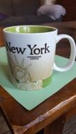 Starbucks Koffie, Coffee Mok/Mug  New York, Collector Series, Global Icon 2008 - Publicité