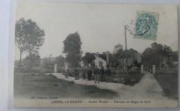 CPA Liffol Le Grand -  Ancien Moulin - Fabrique De Sièges De Style (88) - Liffol Le Grand