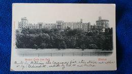 Windsor Castle From Park Windsor England - Windsor Castle