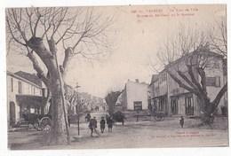 Carte Postale Valreas Le Tour De Ville Animée - Valreas