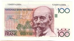 Belgium 100 Francs 1981 UNC .C4. - [ 2] 1831-... : Regno Del Belgio
