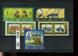 Ägypten, Xx, Konvolut Auf A6-Karte Aus 1967 U.a. - Ungebraucht