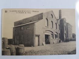 A 1332 - La Première Usine De La SGC Micheroux La Siroperie De 1915 - Soumagne