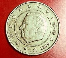 BELGIO - 1999 - Moneta - Re Alberto II - Euro - 0.10 - Belgio