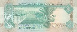 U.A.E. P. 27e 10 D 2017 UNC - Emirats Arabes Unis