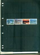 NAMIBIE JOURNEE MONDIALE DE L'ENVIRONNEMENT 4 VAL NEUFS A PARTIR DE 0.60 EUROS - Namibie (1990- ...)