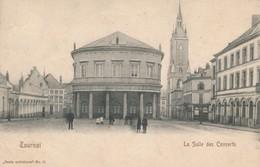 CPA - Belgique - Tournai - La Salle Des Concerts - Doornik