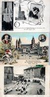 LOT 12 CPA FRANCE/ETRANGER - THEME RELIGIEUX - - Cartes Postales