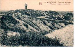 Wenduine Wenduyne Waterkasteel Chateau D'eau Panorama Duinen Panorame Dunes - Wenduine
